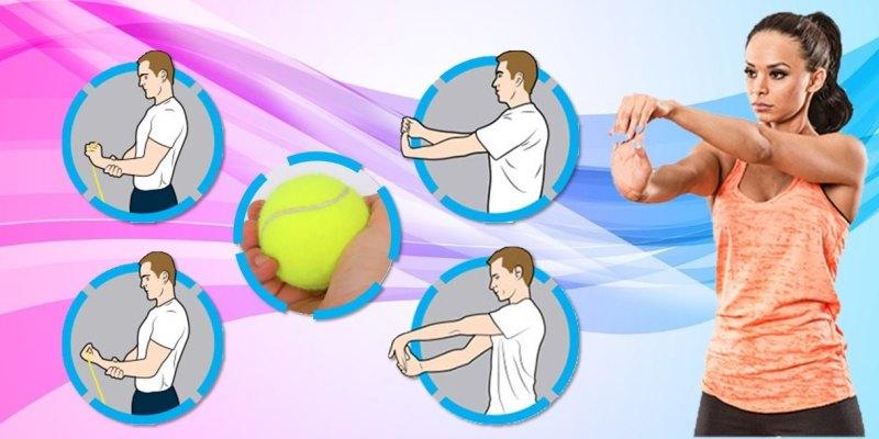 超簡單有效!! 五個保護手腕的簡單運動,從此告別媽媽手與滑鼠手的煎熬