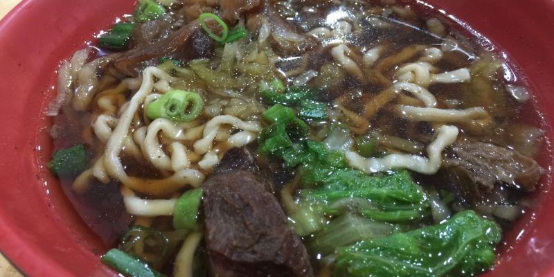 【愛吃府城】二饌牛肉麵店,新市的在地好滋味
