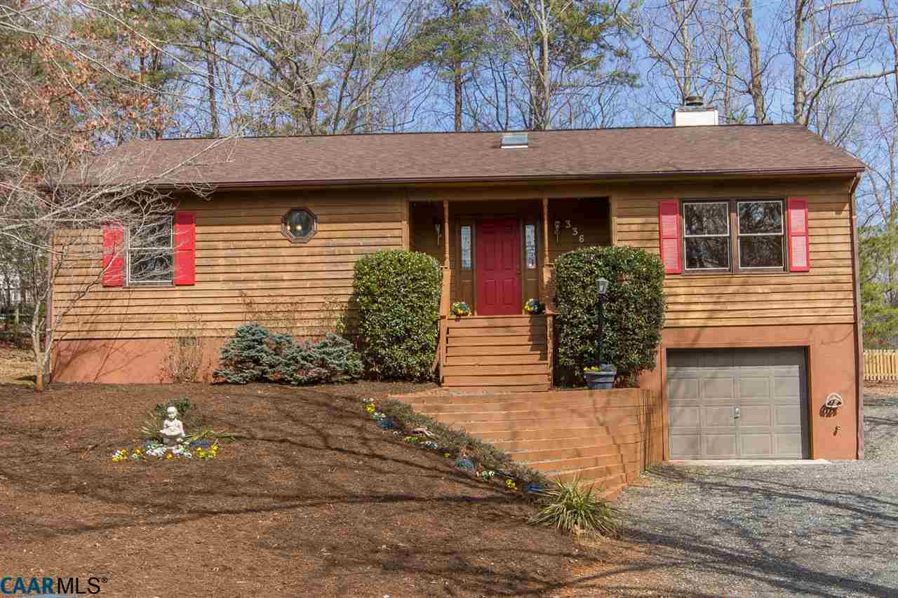Property for sale at 336 JEFFERSON DR, Palmyra,  VA 22963