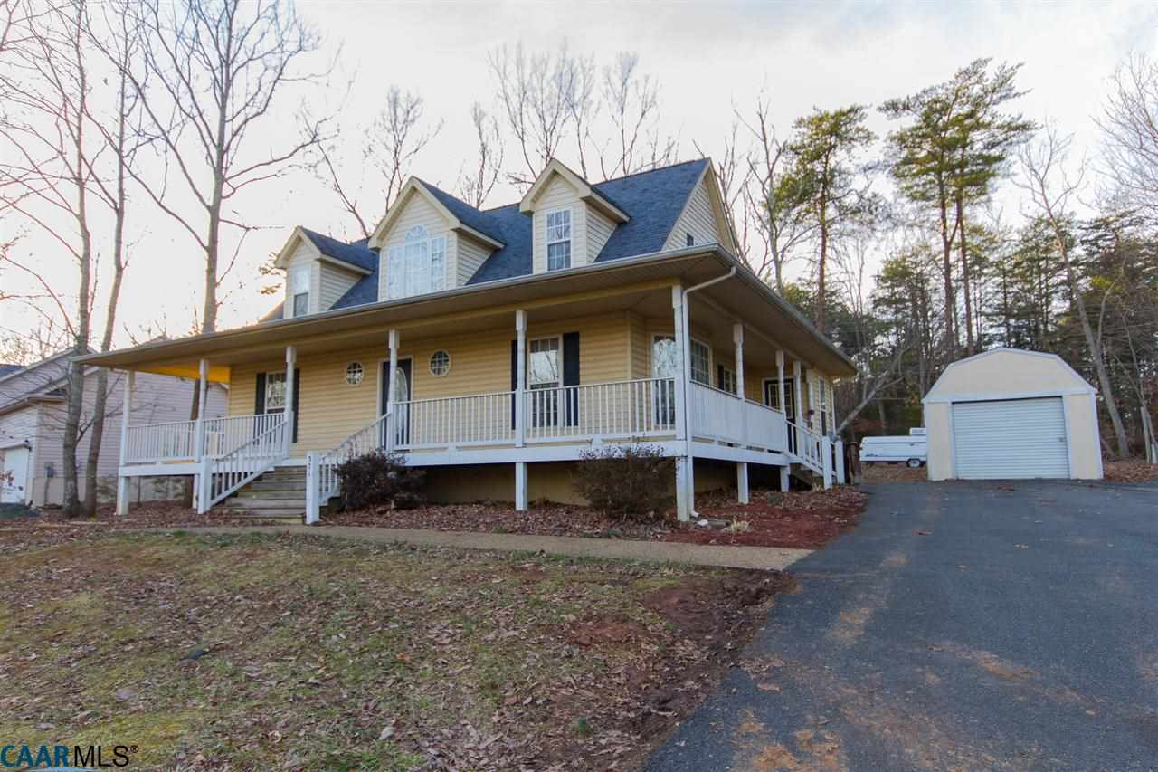 Property for sale at 371 JEFFERSON DR, Palmyra,  VA 22963