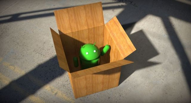 stockage Android