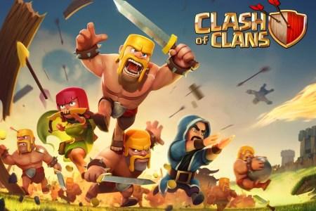 clash of clans jeu stratgie