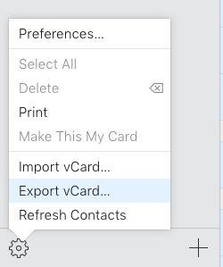 vcard-iphone