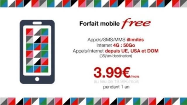 vente privee free mobile
