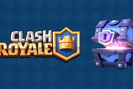 clash royale cycle coffre magique