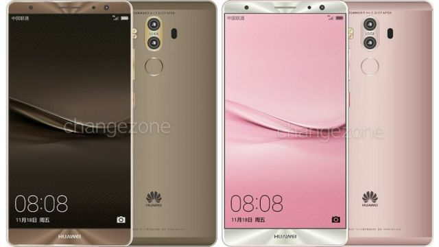 dossier huawei mate 9