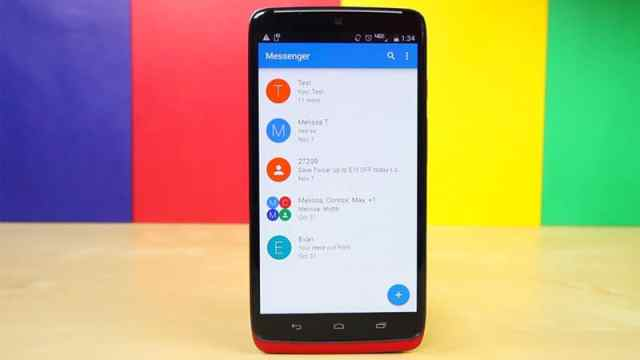 google-messenger-version-2