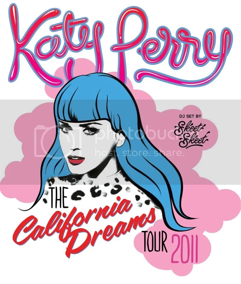 katy perry california dreams tour skeet skeet