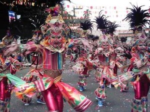 Masskara Festival of Bacolod City
