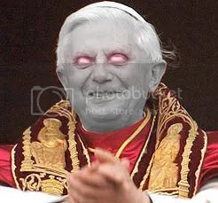 POPE BENEDICT KILLS Pictures, Images and Photos
