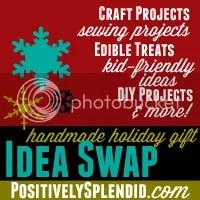 Handmade Holiday Gift Idea Swap