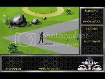 C64 classic The Last Ninja  coming toPC (2/2)