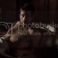 "Oliver Jackson-Cohen shirtless hot screen caps in ""World Without End"""