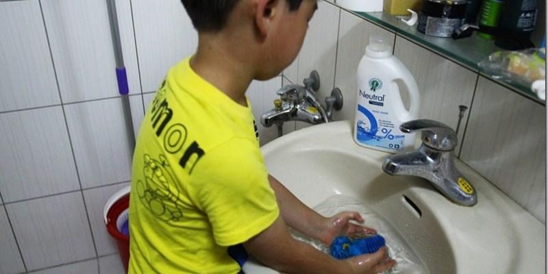 生活好物|【Neutral諾淨低敏濃縮洗衣精】專為敏感肌膚設計 純淨溫和的洗衣精