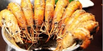 台中。美食 【一品活蝦(台中漢口店)】新鮮泰國蝦屏東直送 鮮甜美味吃到停不下來