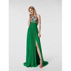 Small Crop Of Green Cocktail Dress