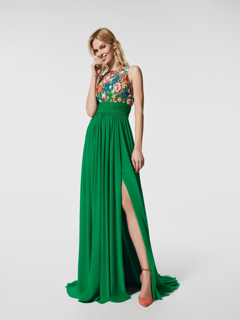 Large Of Green Cocktail Dress