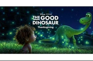 【影評】恐龍當家 The Good Dinosaur