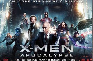 【影評】X戰警:天啟 X-Men: Apocalypse