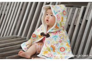 (邀約)造型百搭、秋冬寶寶必備單品!韓國時尚Kinderspel魔法精靈刷毛小斗篷
