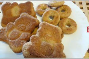 《親子廚房》迷你甜甜圈與小熊蛋糕