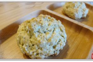 《親子廚房》用小麥練習曲做綜合香草司康(Scone英式鬆餅)