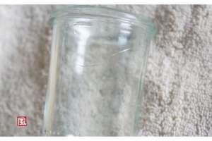 WECK jar產生裂紋>