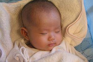 關於寶寶的睡眠問題