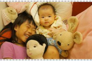 【育兒週記】照顧兩個孩子有什麼秘訣?