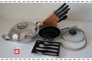 《我的愛鍋》WMF不鏽鋼中華炒鍋&關於不鏽鋼鍋的想法