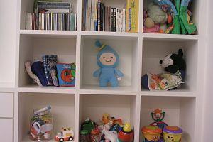 遊樂場樂無窮‧書櫃裡的嬰孩?