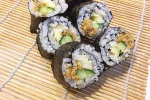 海苔壽司Homemade Sushi Rolls