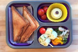 【便當日記】#24 關於便當的二三事 Bento #24 Tips for School Lunch