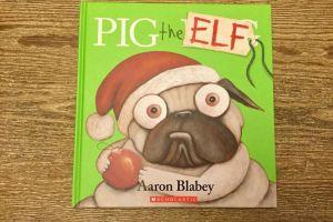 晚安繪本-豬豬系列英文版新書PIG the ELF