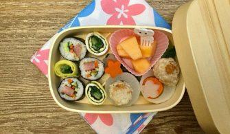 【便當日記】#61 大根關東煮Bento #61 Daikon and Oden (Japanese One Pot Simmered Dish)