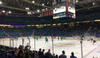 加拿大旅記:看冰棍球賽初體驗My First Ice Hockey Experience