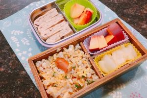 【便當日記】#89新學年新生活Bento #89 New Life in New School  Year