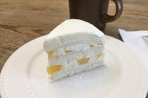 美味大挑戰-芒果千層蛋糕Homemade Mango Mille Crêpes