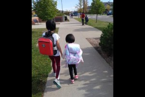 加拿大旅記。姊妹情誼