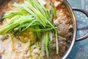 低醣食譜-百搭泡菜鍋