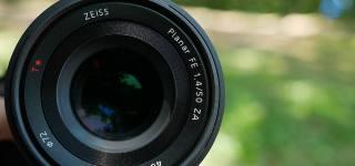「評」高解像力 Sony Planar FE 50mm f/1.4 ZA 符合專業拍攝需求