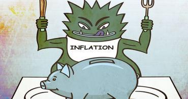 一分鐘看懂通貨膨脹:其實沒你想的可怕