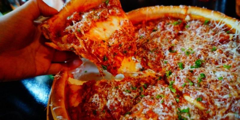 【食記*高雄】歇業倒數 The Bayou 太犯規的雙層起士披薩
