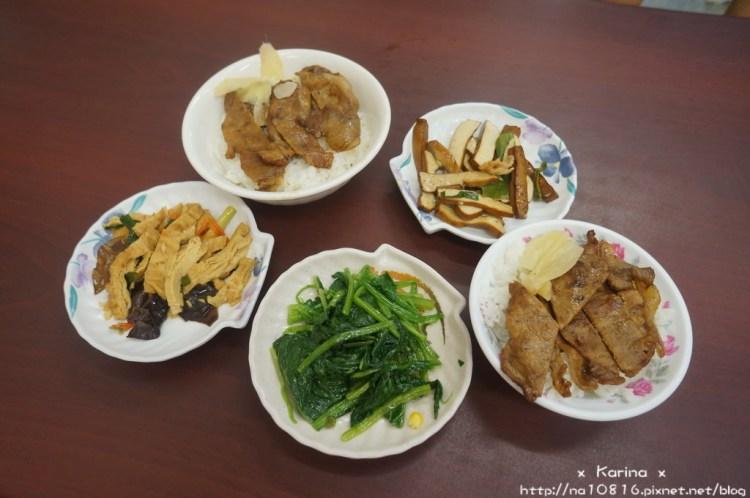 【食記*高雄】百里香燒肉飯 簡單樸實的家常美味