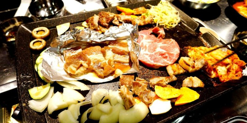 【高雄*食記】花小豬正宗韓式烤肉店 ♥ 近期最愛的韓式燒烤