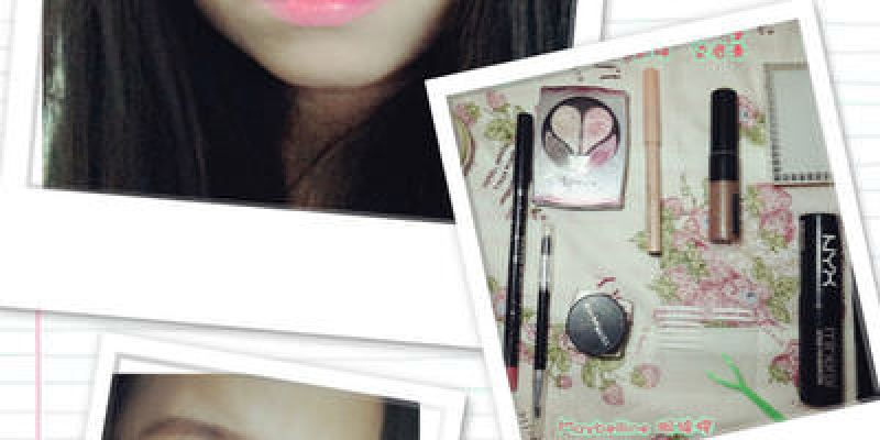 【彩妝*妝】難以駕馭的眼下腮紅 x 滿臉桃紅 讓桃花開~✿✿✿