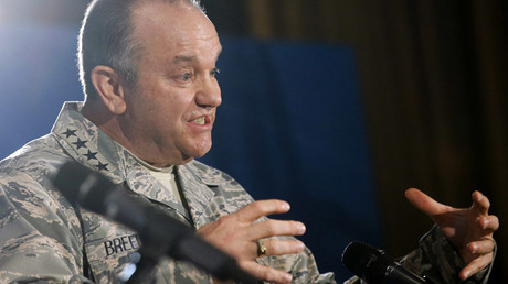 Supreme Allied Commander Europe General Phillip Breedlove © Olivier Hoslet
