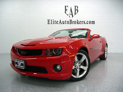 Chevrolet Camaro cars for sale in Maryland 2011 Chevrolet Camaro 2dr Convertible 2SS 2011 Camaro Convertible 2SS HEAD  UP DISPLAYBOSTON SOUND PARKING