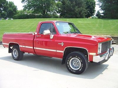 1987 Chevy 4x4 Cars for sale Chevrolet   C K Pickup 1500 SINGLE CAB  LONG BOX 4X4 1987 chevy c k