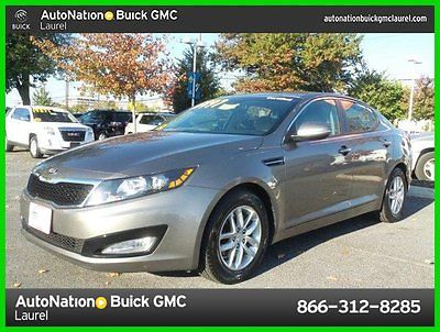 Kia cars for sale in Maryland Kia   Optima LX 2013 lx used 2 4 l i 4 16 v automatic front wheel drive